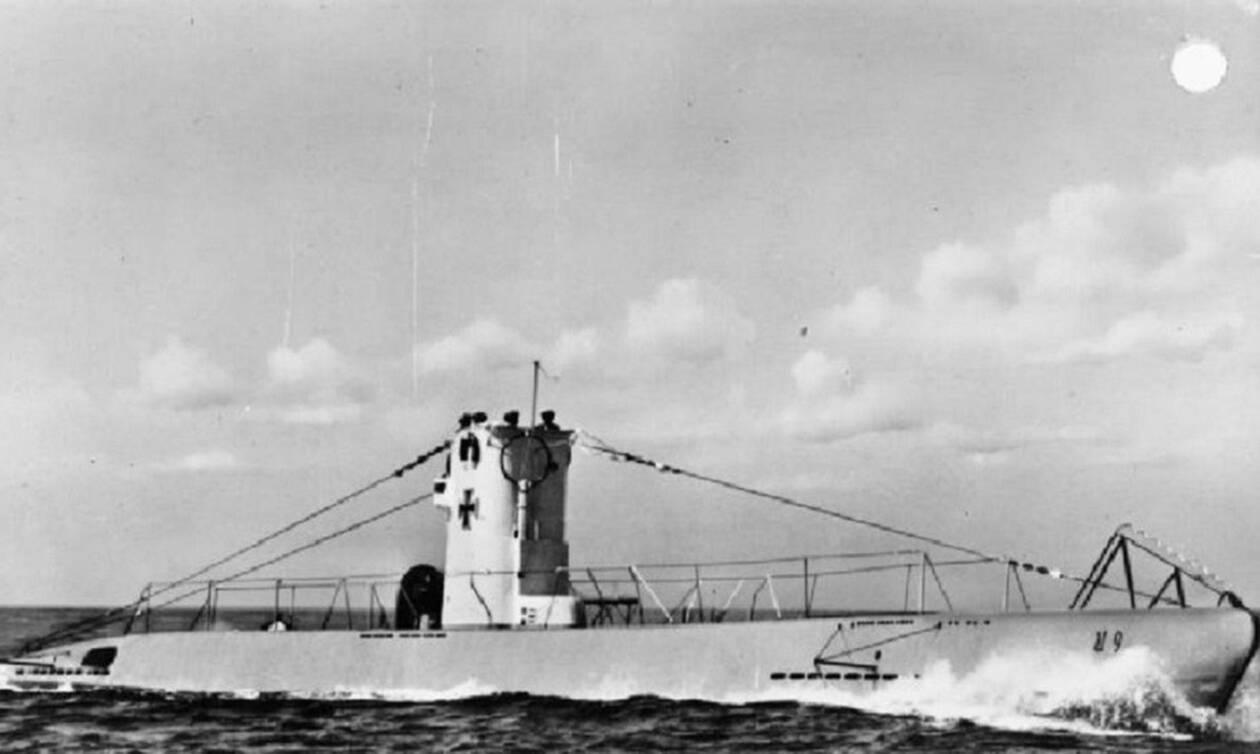 Λύθηκε το μυστήριο: Εντοπίστηκε ένα από τα υποβρύχια του «χαμένου στόλου» του Χίτλερ
