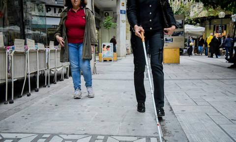 Συγκλονίζει η δύναμη της 45χρονης τυφλής Μαρίας: Ρίχνεται στη «μάχη» των αυτοδιοικητικών εκλογών