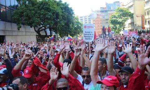 «Εμφύλιος» στη Βενεζουέλα: Εν ενεργεία στρατηγός της Αεροπορίας καλεί σε λιποταξία