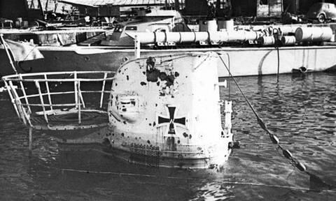 Ανακαλύφθηκε υποβρύχιο του «χαμένου στόλου» του Χίτλερ στη μαύρη θάλασσα (video)