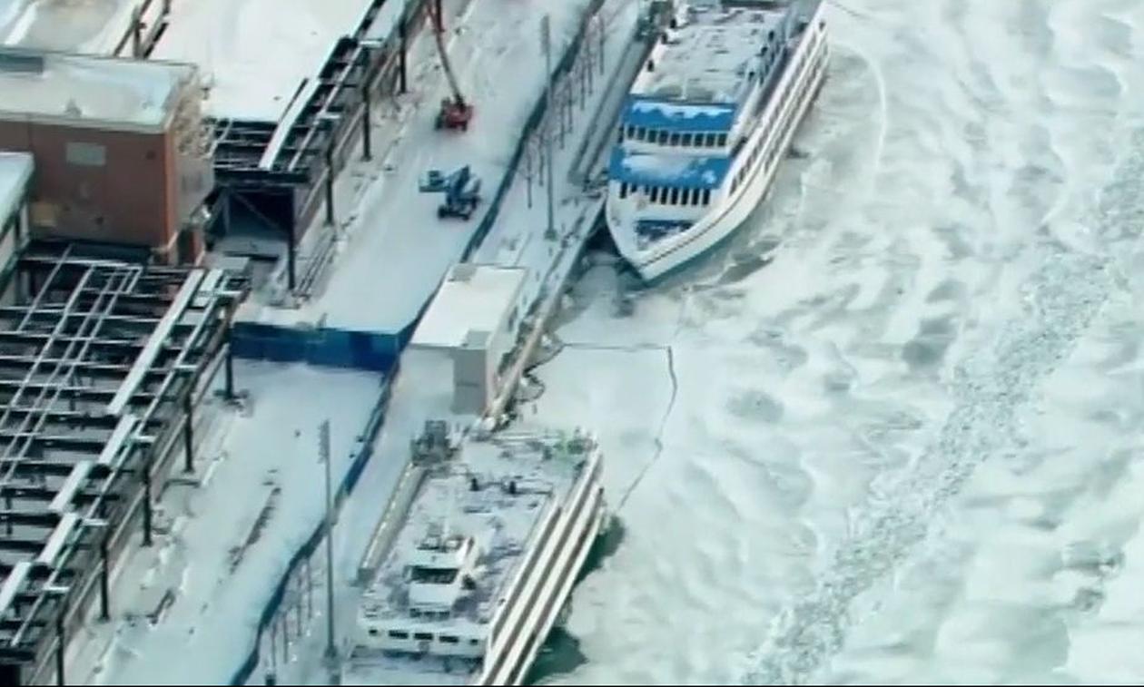 Καιρός: Τρομακτική πρόβλεψη! Τι θα συμβεί στον πλανήτη αν λιώσουν οι πάγοι της Ανταρκτικής; (Video)