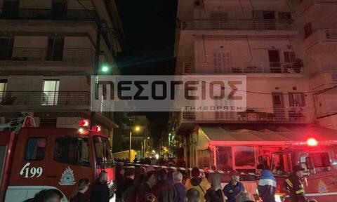 Ισχυρή έκρηξη στην Καλαμάτα με τρεις νεκρούς: Πανικόβλητοι οι κάτοικοι στους δρόμους (Pics)