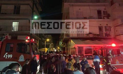 Τραγωδία Καλαμάτα – Κάτοικος στο Newsbomb.gr: Νομίζαμε ότι ήταν σεισμός (pics)
