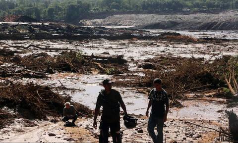 Βραζιλία: Στους 121 οι νεκροί από την κατάρρευση του φράγματος
