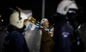Θεσσαλονίκη: Συμπλοκή μεταξύ αντιεξουσιαστών και ΜΑΤ - Συλλήψεις και τραυματίες
