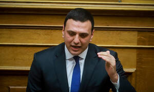Kikilias accuses government of how it handled the Prespes Agreement