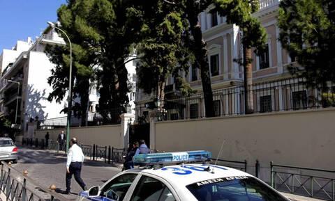 Επίθεση του Ρουβίκωνα στην ιταλική πρεσβεία