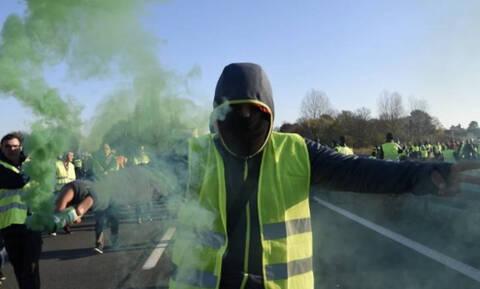 Κίτρινα γιλέκα: Αυτός είναι ο Έλληνας αρχηγός τους στη Γερμανία