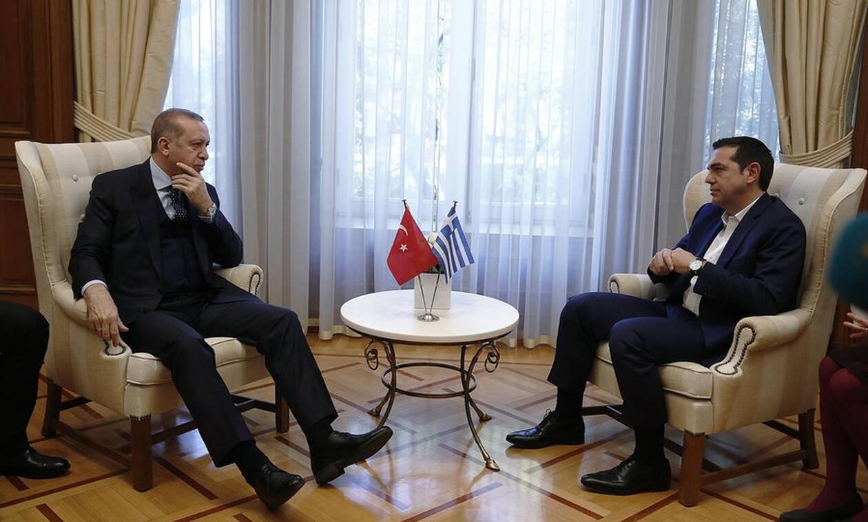 «Τουρκική φιλοξενία» ετοιμάζει στον Τσίπρα ο Ερντογάν