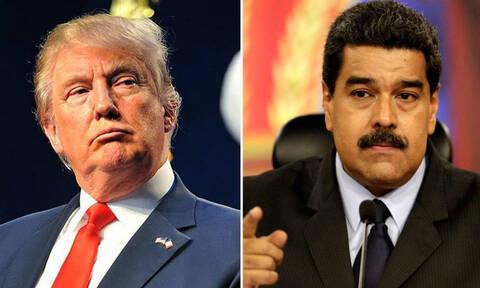 Σειρήνες πολέμου στη  Βενεζουέλα: «Αν θέλετε πόλεμο θα σας περιμένουμε στα σύνορα»