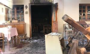 Έκρηξη Καλαμάτα: «Δεν αντέχω, θα πεθάνω», το σπαρακτικό μήνυμα του άνδρα της νεκρής ιδιοκτήτριας