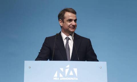 Μητσοτάκης:  Ποτέ άλλοτε η ελληνική πολιτική δεν είχε πέσει τόσο χαμηλά