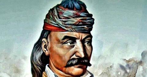 Σαν σήμερα το 1843 πέθανε ο Θεόδωρος Κολοκοτρώνης