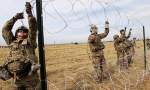 Οι ΗΠΑ στέλνουν 3.750 στρατιώτες στα σύνορα με το Μεξικό