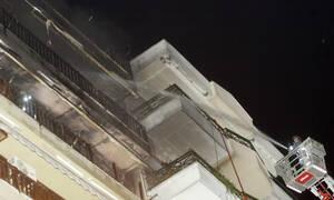 Φωτιά σε διαμέρισμα στη Νέα Σμύρνη
