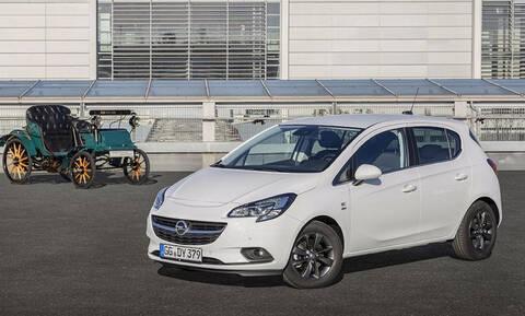 Επετειακό Opel Corsa 120 Edition από 11.690 ευρώ για τα 120 Χρόνια Παραγωγής Αυτοκινήτων Opel