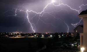 Έκτακτο δελτίο επιδείνωσης του καιρού: Έρχονται καταιγίδες, χαλάζι και χιόνια