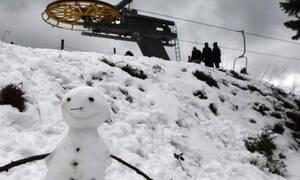 Δράμα: Κλειστό το χιονοδρομικό του Φαλακρού- Κίνδυνος χιονοστιβάδας