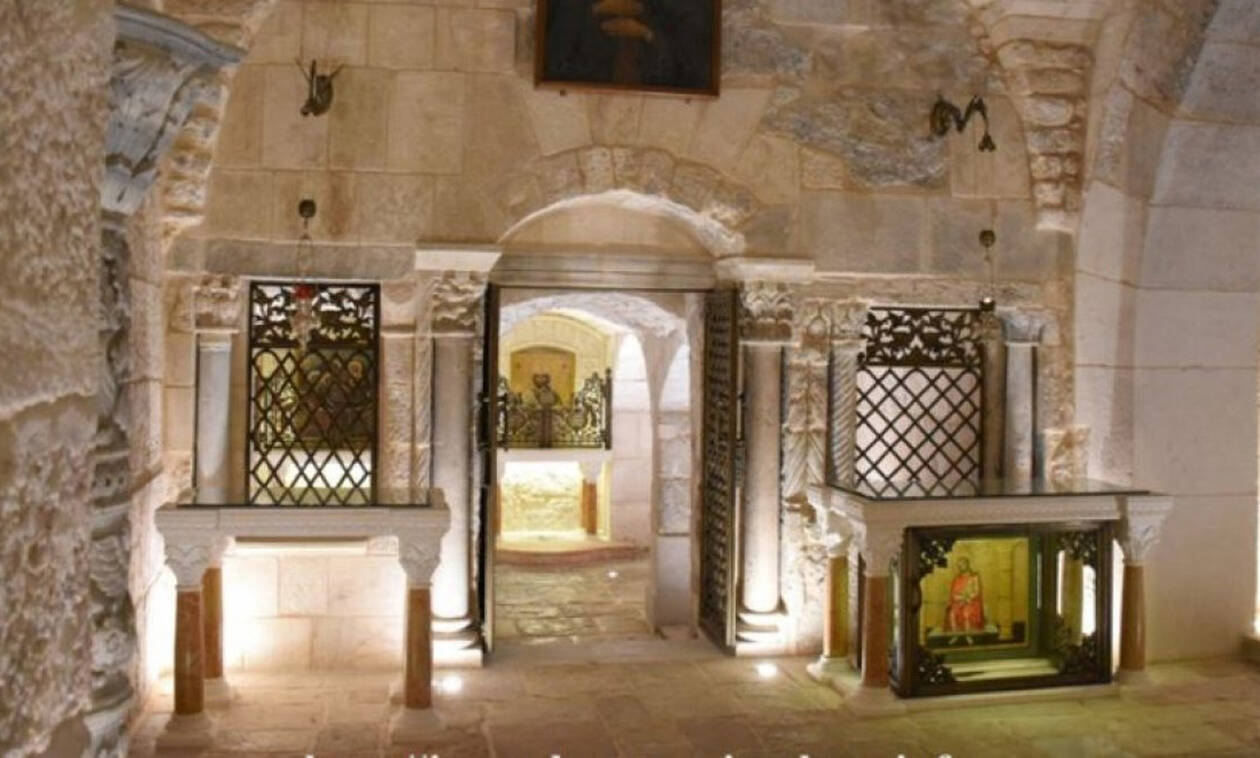 Αυτό είναι το κελί του Ιησού - Δείτε τις φωτογραφίες από τις έρευνες