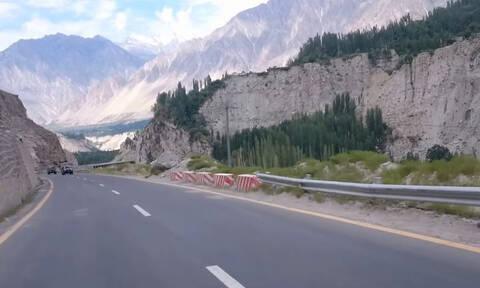 Αυτός είναι ο εντυπωσιακότερος δρόμος στον κόσμο! (vid)