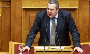 Καμμένος: Αντιδημοκρατική προσπάθεια για να πάρουν από τους ΑΝΕΛ την ΚΟ