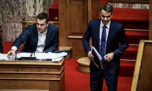 Άγριος «πόλεμος» κυβέρνησης - αντιπολίτευσης για τη στήριξη των «πρόθυμων» στον Τσίπρα