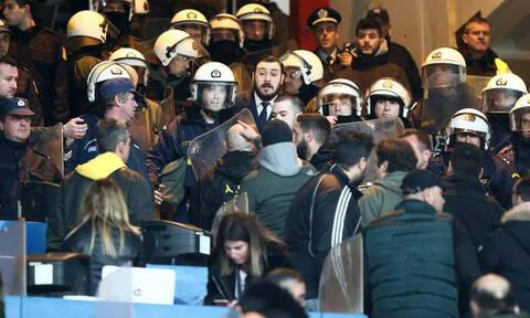ΑΕΚ-ΠΑΟΚ: Πιθανή η αφαίρεση βαθμών για την Ένωση μετά τα όσα έγιναν στο ΟΑΚΑ (photos)