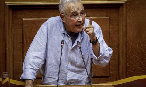 Κώστας Ζουράρις στο CNN Greece: Συνεχίζω με τον Πάνο Καμμένο, είμαι ΣΥΡΙΖΑ από το 1968