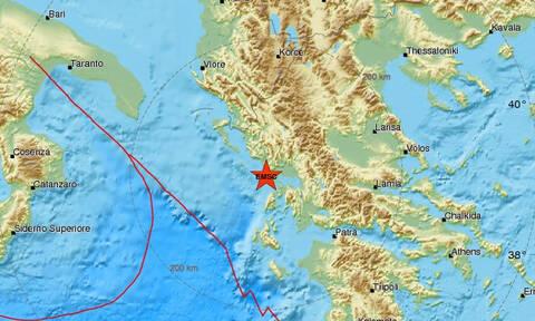 Σεισμός στην Πρέβεζα - Αισθητός σε πολλές περιοχές (pics)