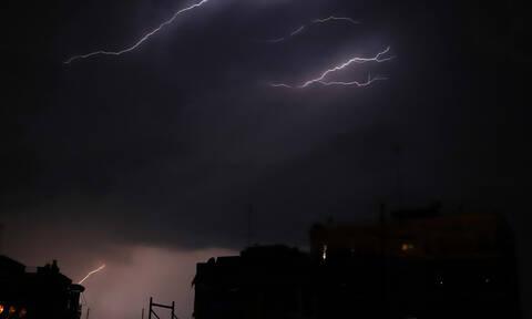 Έκτακτο δελτίο ΕΜΥ: Αεροχείμαρροι θα «πνίξουν» τη χώρα - Έρχονται καταιγίδες, λάσπη και χαλάζι