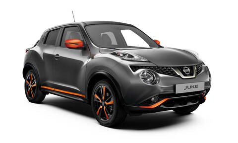 Το νέο και αναβαθμισμένο Nissan Juke θα παρουσιαστεί μέσα στη χρονιά
