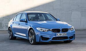 Σε τρεις διαφορετικές εκδόσεις η νέα BMW M3