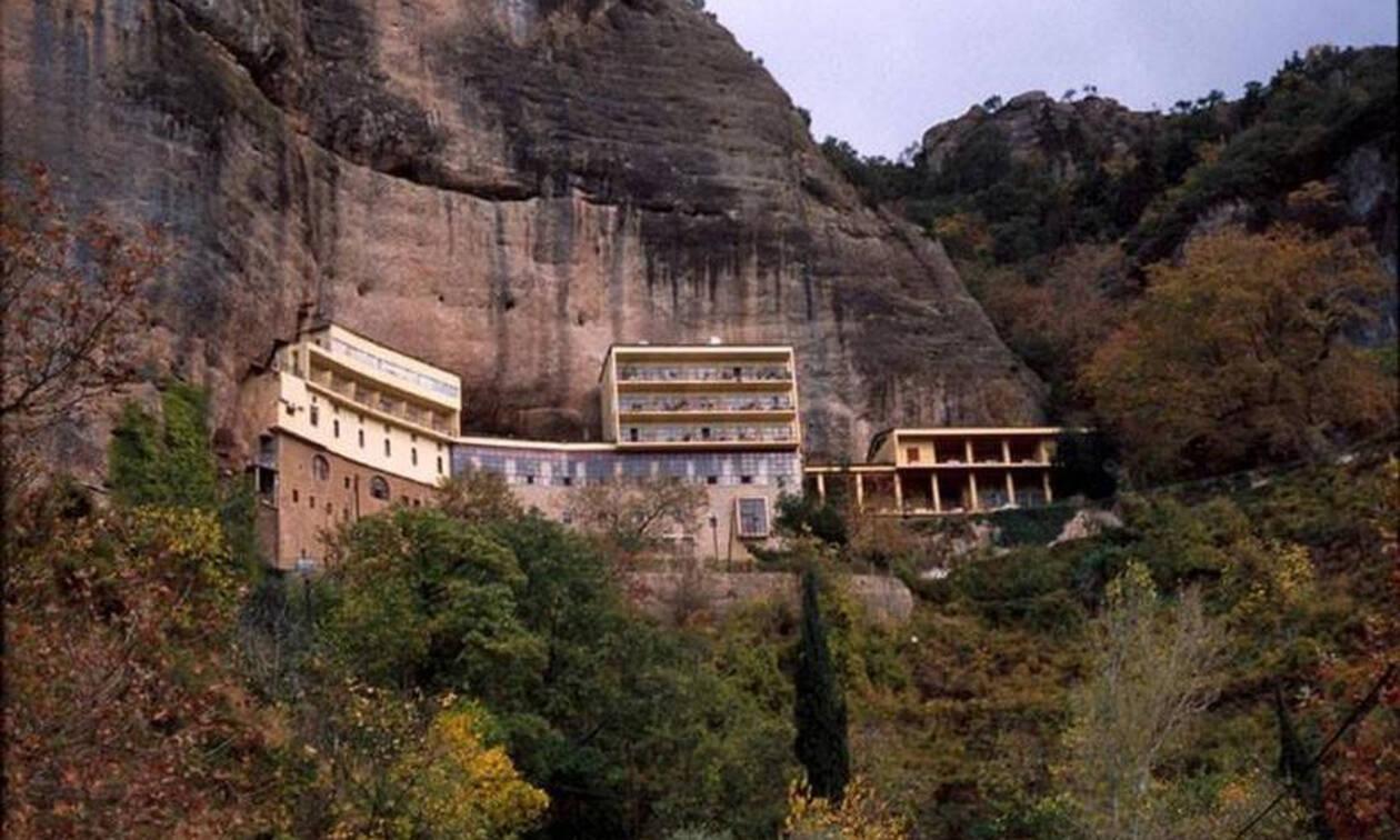 Τo παλαιότερο μοναστήρι της Ελλάδας, στα Καλάβρυτα
