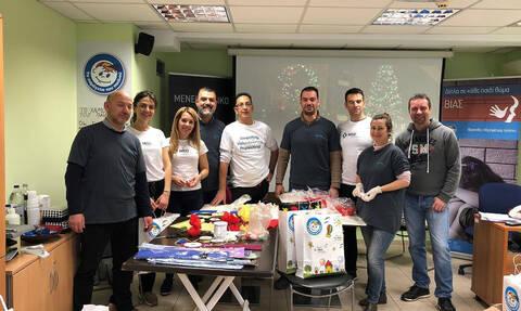 Πλούσιο το έργο εθελοντισμού της εταιρίας MSD με πρωταγωνιστές τους εργαζόμενους της εταιρίας