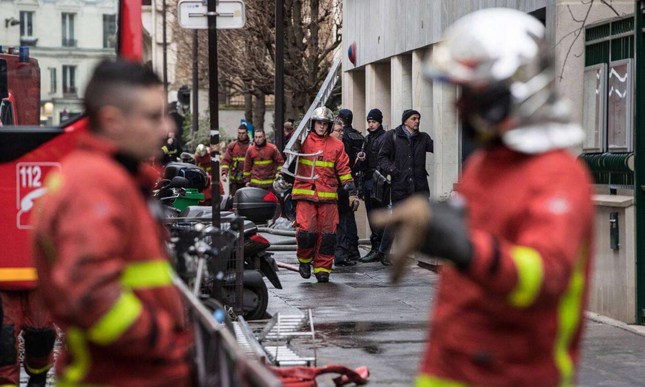 Παρίσι: Εμπρησμός η φωτιά σε πολυκατοικία - Συνελήφθη μια γυναίκα (Pics&Vids)