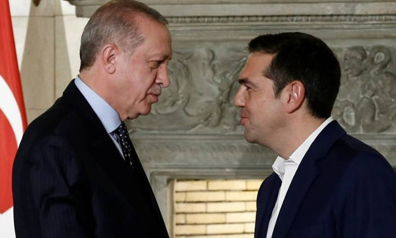Кипрское урегулирование станет одной из ключевых тем переговоров Ципраса и Эрдогана