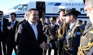 Ο Τσίπρας στην Τουρκία: Το tweet του πρωθυπουργού αμέσως μόλις έφτασε στην Άγκυρα