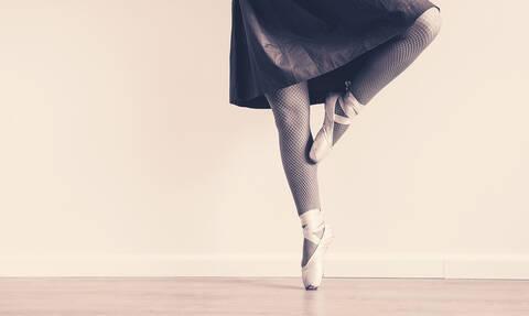Η μπαλαρίνα που χόρευε μέχρι και στον 9ο μήνα της εγκυμοσύνης της! (vid)