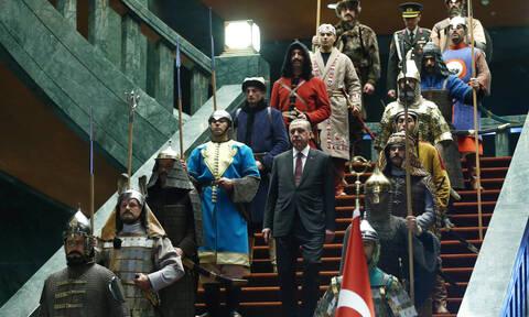 Συνάντηση Τσίπρα - Ερντογάν: Δείτε το παλάτι του Σουλτάνου που στοίχισε 490 εκατ. ευρώ