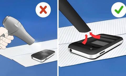 Έπεσε νερό στο κινητό σου; Δες 10 πανέξυπνες λύσεις για να το σώσεις!