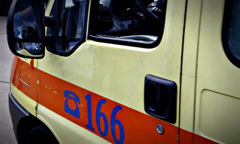 Κρήτη: Σοβαρό τροχαίο στον ΒΟΑΚ - Αυτοκίνητο συγκρούστηκε με μπετονιέρα