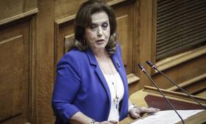 «Χοντρό» επεισόδιο μεταξύ Μεγαλοοικονόμου και Μάριου Γεωργιάδη στη Βουλή (vid)