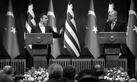 Συνάντηση Τσίπρα - Ερντογάν: Ο «σουλτάνος» και τα... ανατολίτικα παζάρια για τη Θράκη και τους «8»
