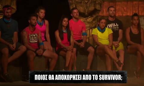 Survivor Ελλάδα - Τουρκία: Αυτή είναι η πρώτη αποχώρηση παίκτη (vid)