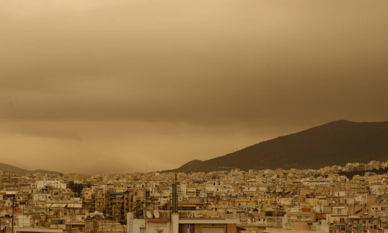 Έκτακτο δελτίο ΕΜΥ: Σαρώνει τη χώρα το κύμα κακοκαιρίας - Με καταιγίδες και σκόνη η Τετάρτη