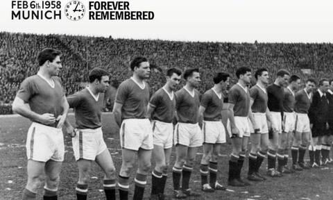 Μάντσεστερ Γιουνάιτεντ: 61 χρόνια από την μεγαλύτερη ποδοσφαιρική τραγωδία (photos+videos)