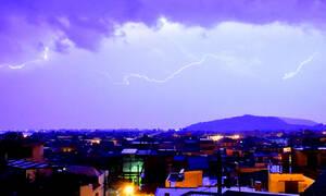Κακοκαιρία: Προβλήματα σε Λακωνία και Αργολίδα – Πλημμύρισαν σπίτια, κλειστά σχολεία (pics)