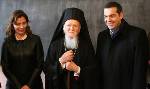 Τσίπρας: Μήνυμα φιλίας και αδελφοσύνης η επαναλειτουργία της Θεολογικής Σχολής στη Χάλκη