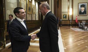 Τι είπε ο Ερντογάν σε Έλληνα δημοσιογράφο του ΣΚΑΙ;