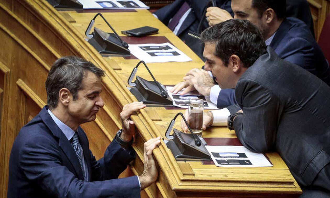 Αποκάλυψη: Τι δείχνουν οι μυστικές δημοσκοπήσεις που έχουν ΣΥΡΙΖΑ και Νέα Δημοκρατία